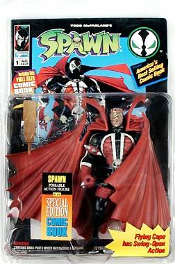 "Spawn series 01 ""Rare-Vintage"" 1994"