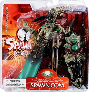 "Spawn Reborn (series 02) ""Rare-Vintage"" 2004"