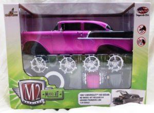 "M2 Model-Kits (""Premium Edition"" Diecast 1:24 Scale) ""Rare"" (2014-2015)"