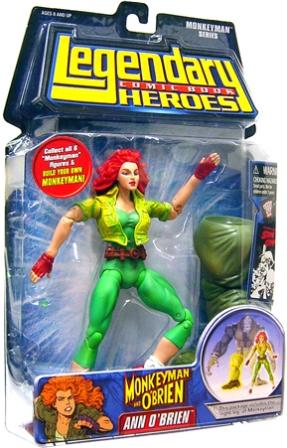 "Marvel (""Legendary Comic Book Heroes Series-2"") ""Rare-Vintage"" (2007)"