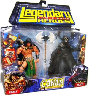 "Marvel (""Legendary Comic Book Heroes Series-1"") ""Rare-Vintage"" (2007)"