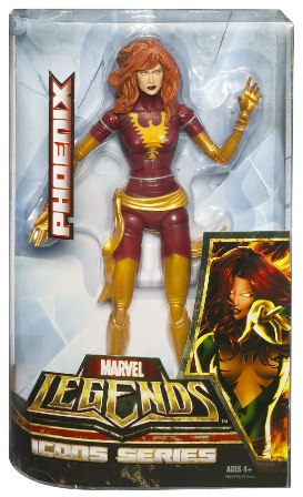 "Marvel Legends (""Icons 12 inch Series"") ""Rare-Vintage"" (2006-2015)"