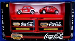 "Matchbox Collectibles (""Coca Cola Series"") Collectible Diecast 1:64/1:43 Scale Series) ""Rare-Vintage"" (1998-2000)"