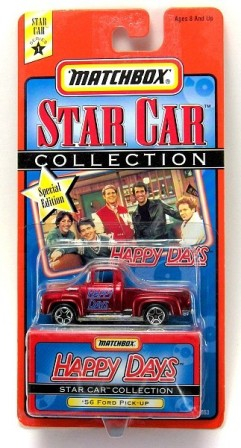 "Matchbox (""Star Car Collection"") Collectible Diecast 1:64 Scale Series) ""Rare-Vintage"" (1998)"