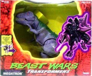 "Beast Wars Transformers Generation-1 (Mega Box Sets ""Kenner"" Collector's Series) ""Rare-Vintage"" (1996)"