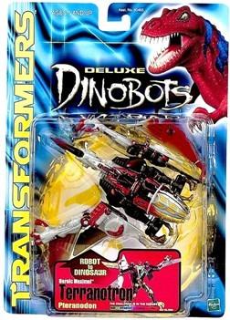 "Dinobots Transformers (Dinobots ""Robot To Dinosaur"" Collector's Series) ""Rare-Vintage"" (2000-2001)"