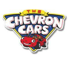 "The Chevron Cars ""Retired"" Limited Edition Series Collection) ""Rare-Vintage"" (1997)"