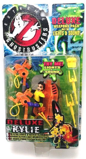 "Ghostbusters Extreme (Trendmasters Extreme GhostBusters Series Collection) ""Rare-Vintage"" (1997)"