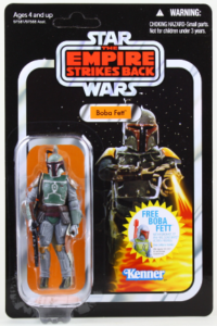 Boba Fett -VC09 (Unpunched Card) 2010-01