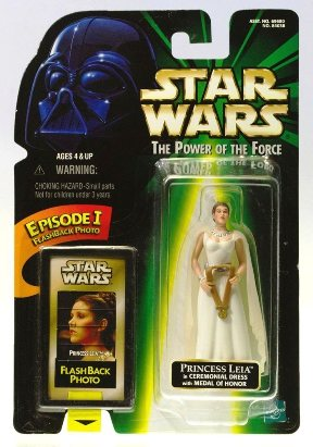 "Star Wars The Power Of The Force II (""Flashback Photo Episode-1 Film Vintage Kenner Collection Series"") ""Rare-Vintage"" (1998)"