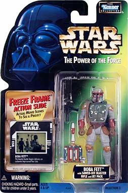 "Star Wars The Power Of The Force II (""Freeze Frame Kenner Vintage Collection Series"") ""Rare-Vintage"" (1997-1998)"
