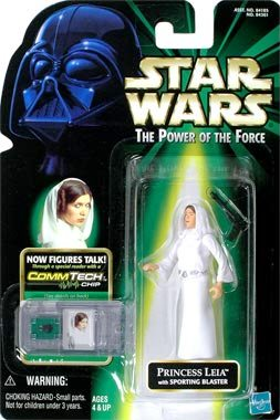 "Star Wars The Power Of The Force II (""Commtech Chips Hasbro Vintage Collection Series"") ""Rare-Vintage"" (1999)"