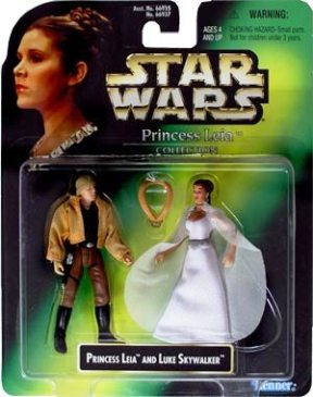 "Star Wars Vintage Collection (""Princess Leia Limited edition Series Collection"") ""Rare-Vintage"" (1997-1998)"