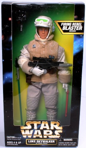 """Star Wars (Episode-V) The Empire Strikes Back (""""The Kenner Collection Vintage 12 Inch Series & Electronics"""") """"Rare-Vintage"""" (1995-1997)"""