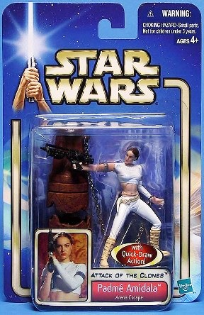 "Star Wars (Saga 2002) Collection (Hasbro Vintage Collection Series) ""Rare-Vintage"" (2002)"