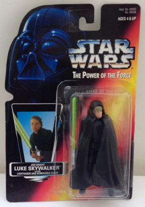"Jedi Knight Luke Skywalker ""wBlack Vest (1) - Copy"