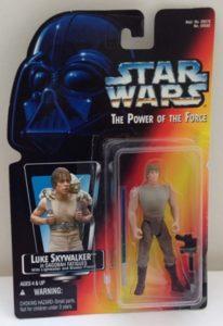 Luke Skywalker In Dagobah wShort Lightsaber - Copy