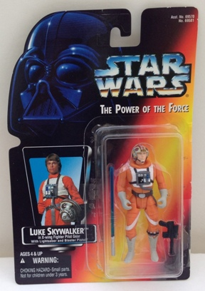 Luke Skywalker In X-Wing Fighter Pilot Gear - Copy
