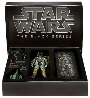 "Star Wars (The Black Series) Blister Cards & Box Edition Collection ""Rare"" (2013)"