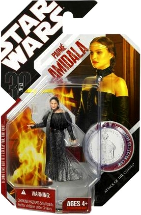 "Star Wars (30th Anniversary ""Saga Series w/Base & Exclusive Collector Coin Edition"") Hasbro Vintage Collection ""Rare-Vintage"" (2007-2008)"