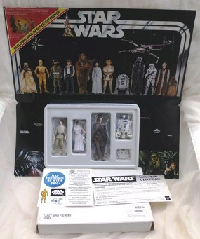 "Star Wars (Early Bird Exclusive 1st 4-Figures Mail-In-""Extended-Offer""!) Rare/Vintage (2005)"