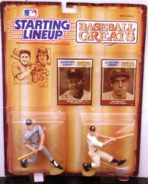 "Starting Lineup (All-Sports Action Figures) kenner/Hasbro Vintage Collection ""Rare-Vintage"" (1988-2001)"