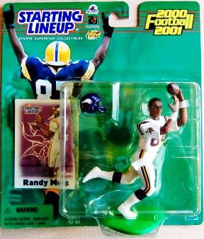 "NFL Starting Lineup (""Football Series, Gridiron Greats and 12 inch Edition Collections"") ""Rare-Vintage"" (1988-2001)"