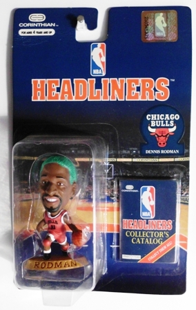 "National Basketball Association (Corinthian Headliners Collection Series-NBA Sports Series) ""Rare-Vintage"" (1996-1998)"