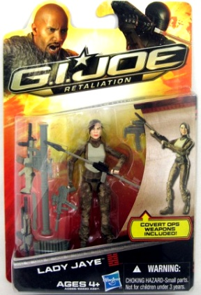 "G.I. Joe (Feature Film Movie ""Retaliation"" Collection Series) ""Rare-Vintage"" (2013)"