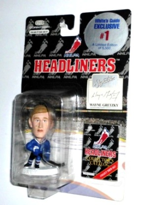 "National Hockey League (Corinthian Headliners White's Guide ""Exclusive"" NHL Collection Series) ""Rare-Vintage"" (1996)"