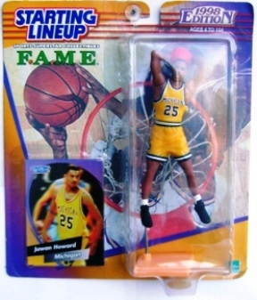 "NBA (Starting Lineup Basketball Series Classic Doubles & 12 inch Collection) Kenner-Hasbro ""Rare-Vintage"" (1995-1998)"