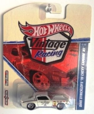 "HW (Dave Strickler's) Vintage Racing Hotwheels 1:64 Scale Metal Collection ""Rare-Vintage"" (2010)"