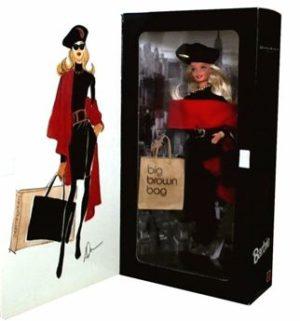 """Bloomingdales Barbie Vintage (""""Exclusive Collection Series"""") """"Rare-Vintage"""" (1995)"""
