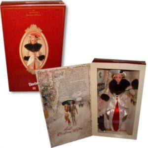 "Hallmark Barbie Vintage Series (""Exclusive Limited Edition Barbie & Friends Collection"") ""Rare-Vintage"" (1995)"