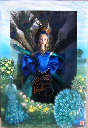 The Peacock Barbie (Birds Of Beauty-1st In A Seri
