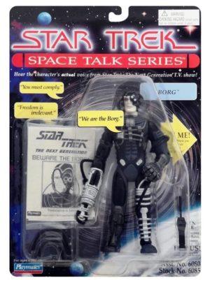 "Star Trek (Space Talk Series) Collection ""Rare-Vintage"" (1995)"