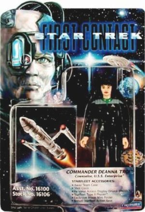 """Star Trek (First Contact Feature Film Movie Series Collection) """"Rare-Vintage"""" (1996)"""