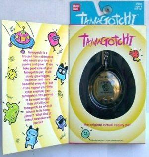 "TAMAGOTCHI (VR-GIGA PETS SERIES COLLECTION) ""RARE-VINTAGE"" (1996-1997)"