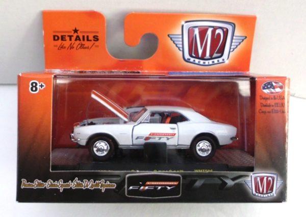'67 Camaro Z 28 RS (White-Orange Stripes) (1) - Copy