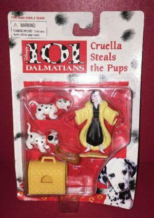 "Disney (""101 Dalmatians"" Animated Series) ""Rare-Vintage"" (1997)"