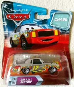 Disney Cars Darrell Cartrip Chase - Copy