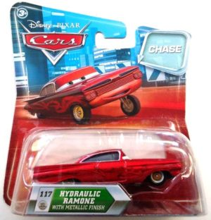 Disney Cars Hydraulic Ramone with Matallic Fin - Copy