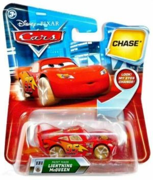 Disney Cars Paint Mask Lightning McQueen Chase #131-01