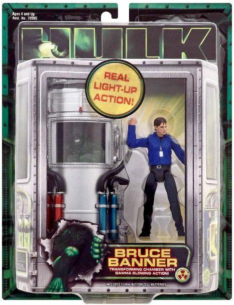 Hulk Bruce Banner The Movie 2003