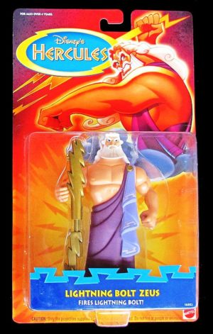 """Disney Hercules Animated Collection Series """"Rare-Vintage"""" (1997-1999)"""