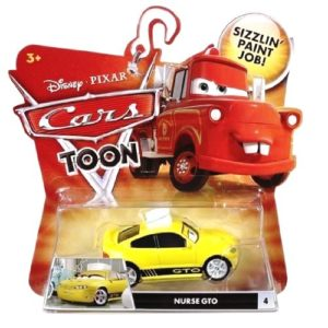 Nurse GTO #4 (Disney Cars Toon)-01