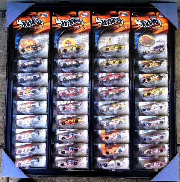 Set #2 Hotwheels Racing 36pcs - Copy