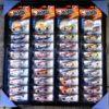 Set #2 Hotwheels Racing 36pcs-b