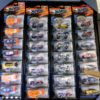 Set #6 Hotwheels Racing Black Frame-28pcs-a