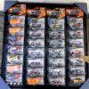 Set #6 Hotwheels Racing Black Frame-28pcs-b